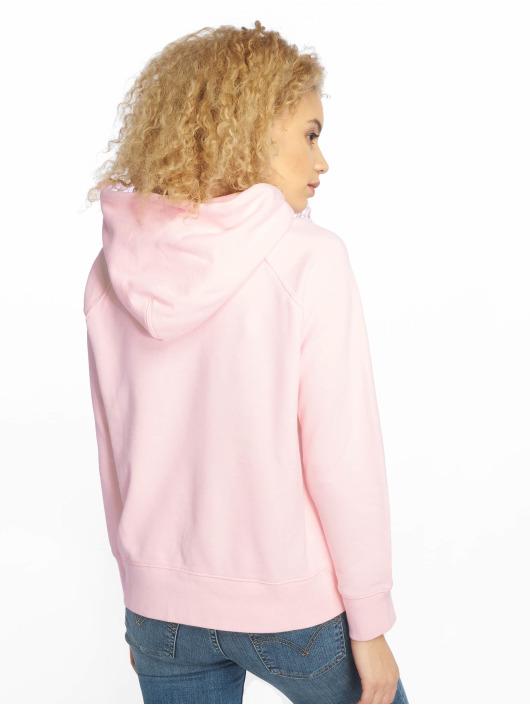 Levi's® Bluzy z kapturem Graphic Sport Marys pink