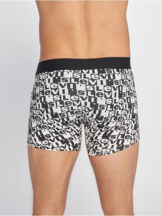 Levi's® Boxershorts Logo AOP schwarz