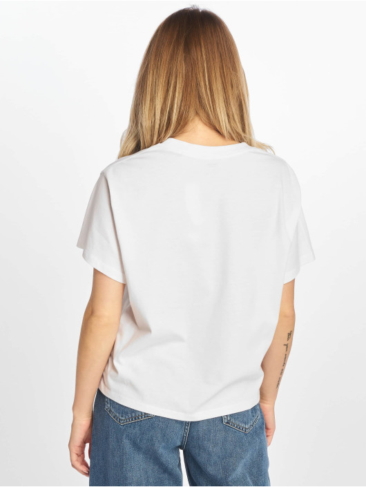 Levi's® Camiseta Graphic Varsity blanco