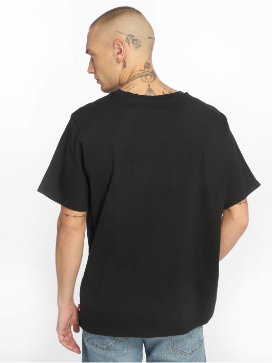 Levi's® Camiseta Oversized Graphic negro