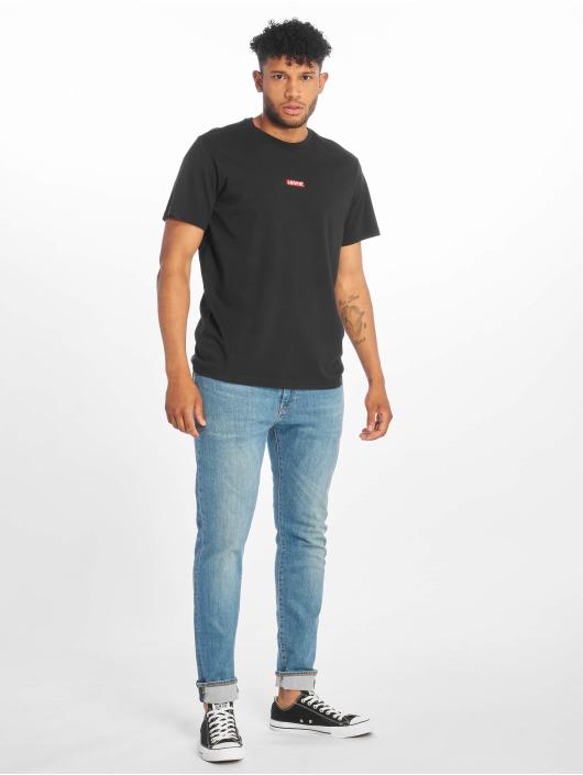 Levi's® Camiseta Ss Relaxed Baby Tab T negro