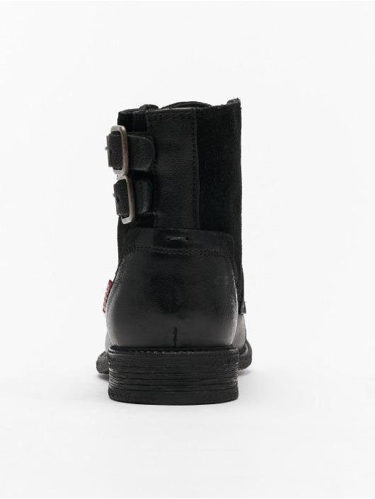 W Noir Chaussures 514521 Montantes Femme Maine Levi's® nExF5I