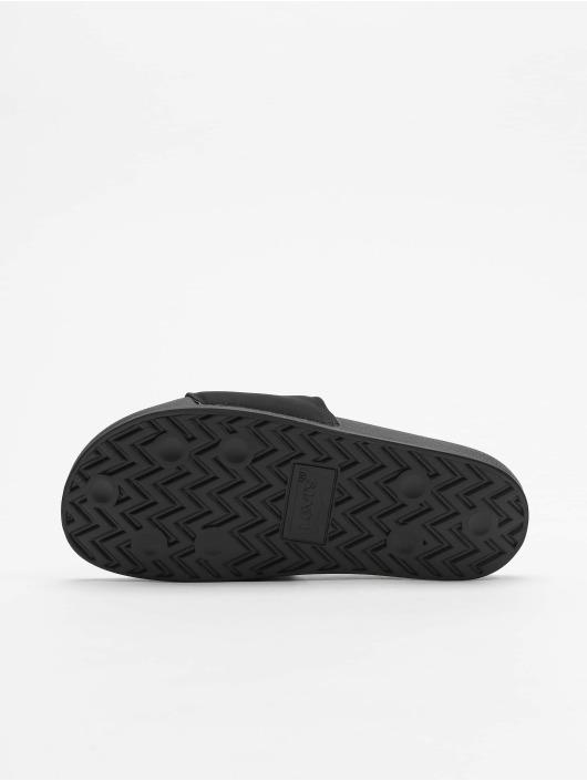 Levi's® Claquettes & Sandales June Batwing noir