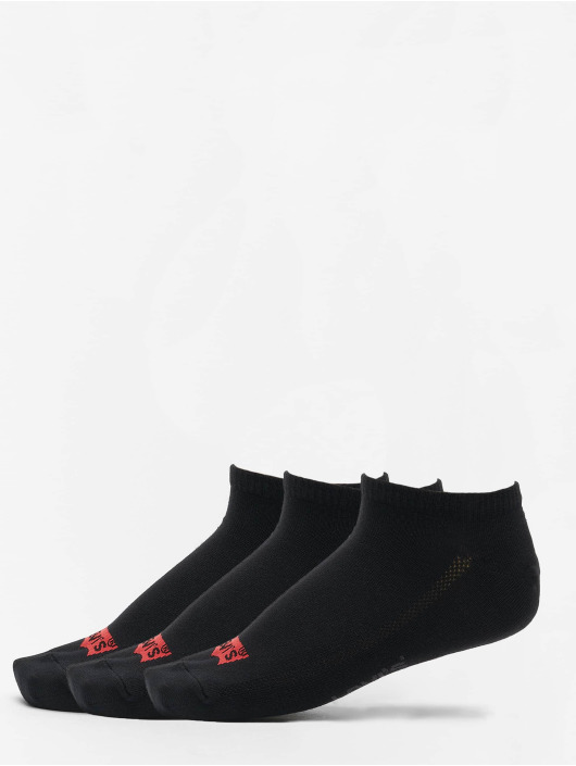Levis® Dobotex Ponožky 168SF Low Cut 3P èierna