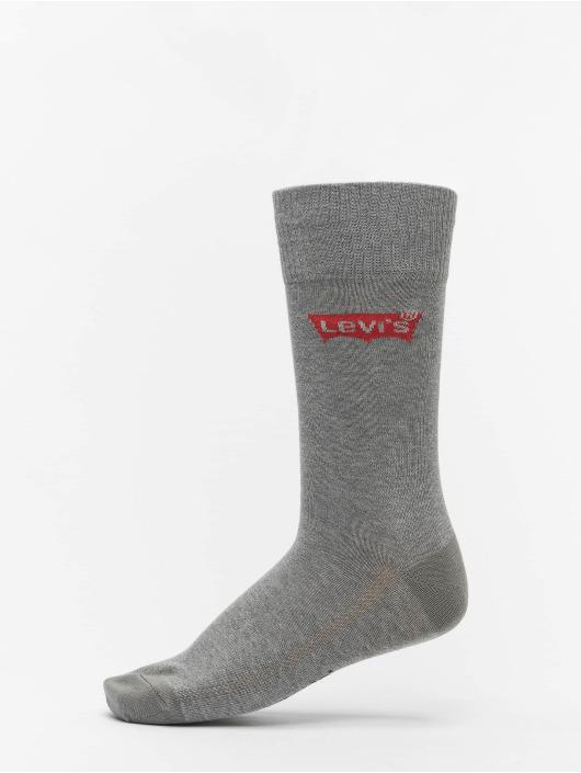 Levis® Dobotex Ponožky 168SF Regular Cut 3P šedá