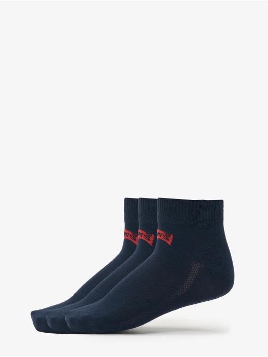 Levis® Dobotex Socken 168SF Mid Cut 3P blau