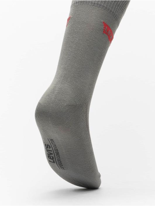 Levis® Dobotex Socks 168SF Regular Cut 3P grey