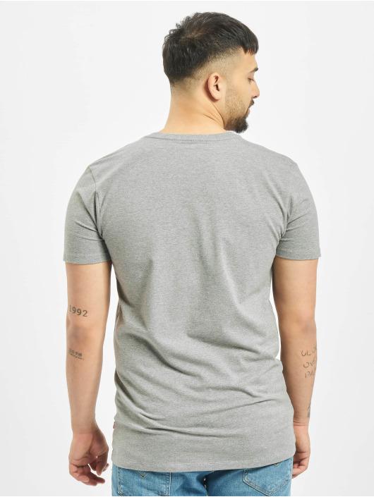 Levis® Dobotex T-Shirt V-Neck 2P grau