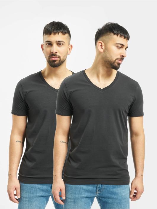 Levis® Dobotex T-Shirt V-Neck 2P schwarz