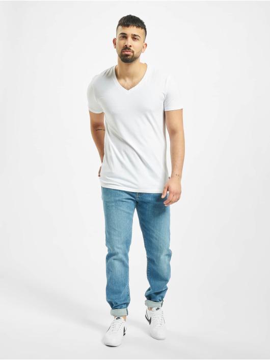 Levis® Dobotex Tričká V-Neck 2P biela