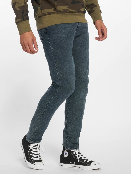 Levi's® dżinsy przylegające 512 Taper Ali indygo