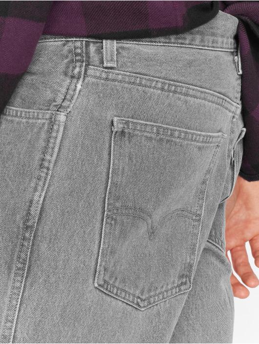 Levi's® dżinsy przylegające L8 Straight Eaglle szary