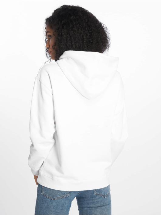 Levi's® Felpa con cappuccio Sportswear bianco