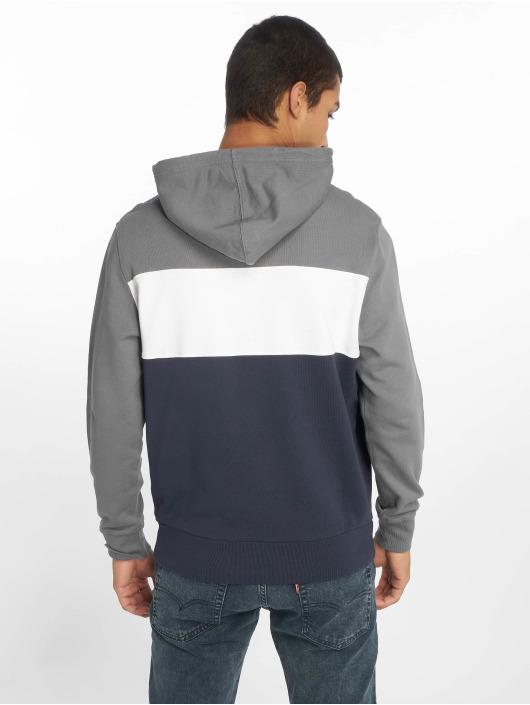 Levi's® Felpa con cappuccio Colorblock Quiet Shade grigio