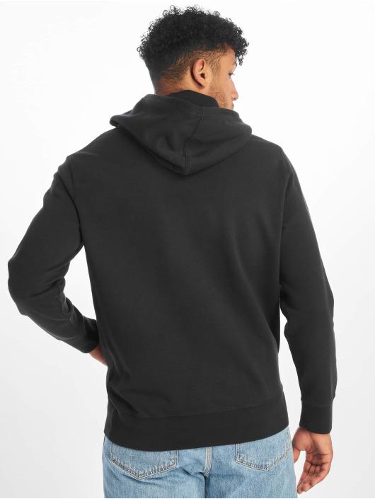 Levi's® Felpa con cappuccio Graphic nero