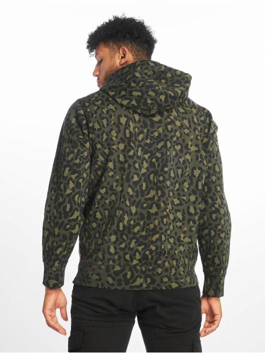 Levi's® Felpa con cappuccio Graphic oliva