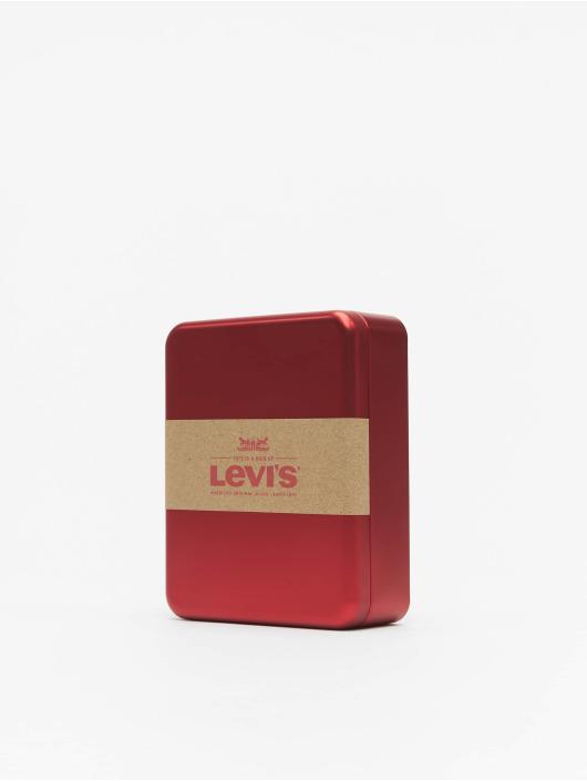 Levi's® Geldbeutel Hunte Bifold Enamel Batwing schwarz