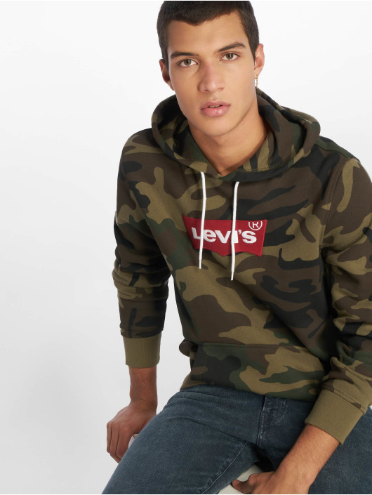 Levi's® Hoodie Modern Patch Phalaro kamouflage