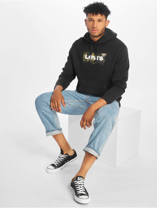 Levi's® Hoodie Graphic svart