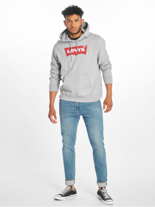 Levi's® Hoodies Graphic šedá