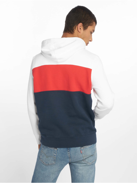 Levi's® Hoodies Tab Panel Oversized mangefarvet
