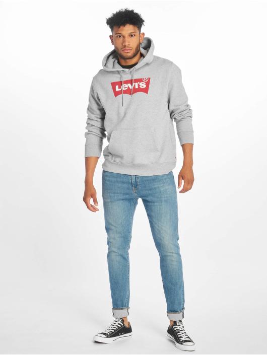 Levi's® Hoody Graphic grijs