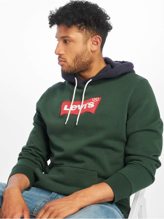 Levi's® Hoody Modern Hm grün