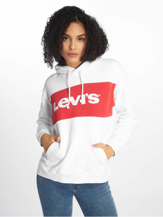 Levi's® Hoody Sportswear weiß