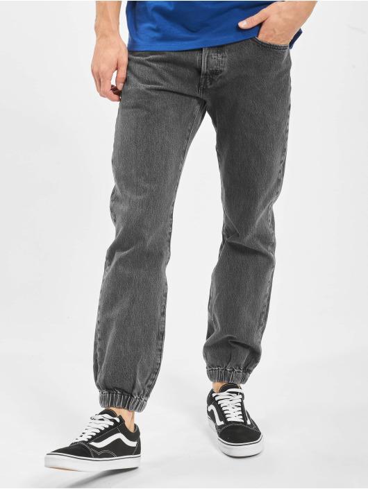 Levi's® Jean carotte antifit 501® Jogger gris