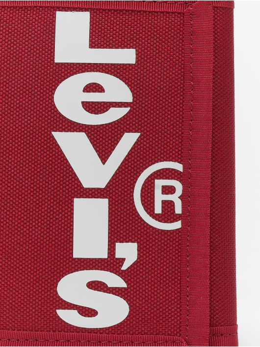 Levi's® Lommebøker Oversized Red Tab Trifold red