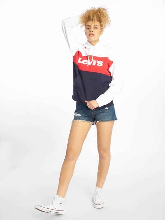 Levi's® Mikiny Sportswear biela
