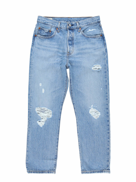 Levi's® Mom Jeans 501 indigo