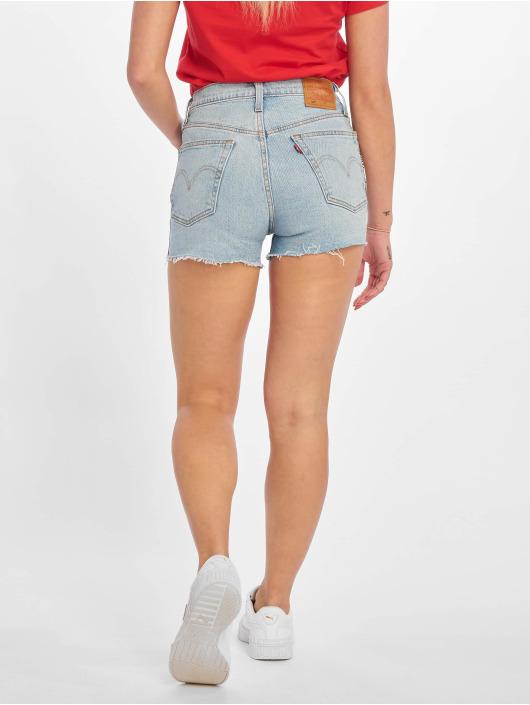 Levi's® Pantalón cortos 501 High Rise azul