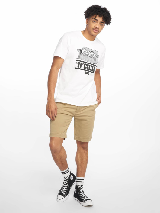 Levi's® Pantalón cortos 502 True Chino beis