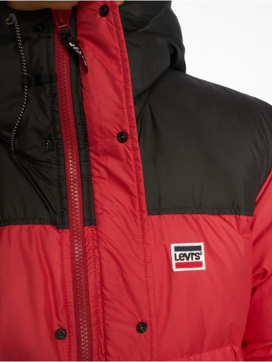 Levi's® Parka Down czerwony