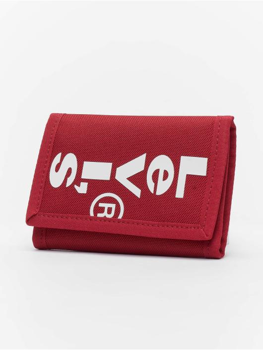 Levi's® Peňaženky Oversized Red Tab Trifold èervená