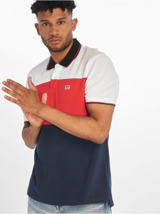 Levi's® Polo trika Sportswear bílý