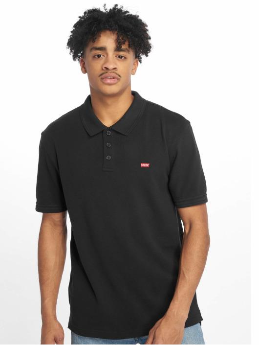 Levi's® Poloskjorter Housemark Mineral svart