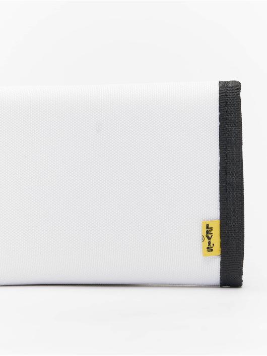 Levi's® Portefeuille Peanuts Squad Tri-Fold blanc