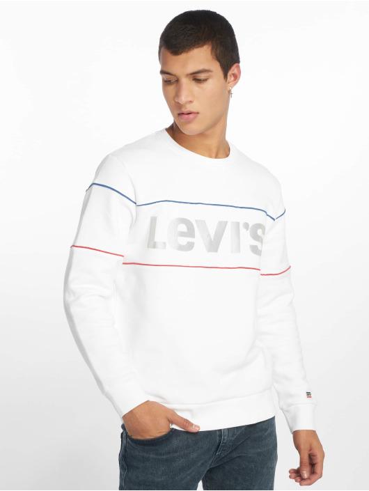 Levi's® Puserot Reflective Crew Logo valkoinen