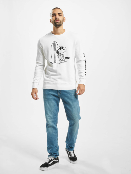 Levi's® Puserot Graphic valkoinen