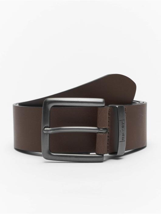 Levi's® riem New Albert Metal bruin