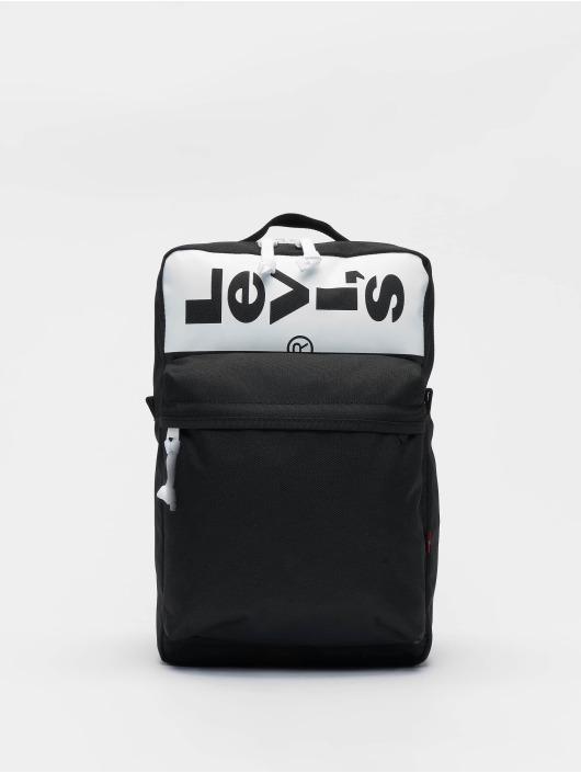 wholesale online order superior quality Levi's® Mini L Pack Lazy Tab Backpack Regular Black