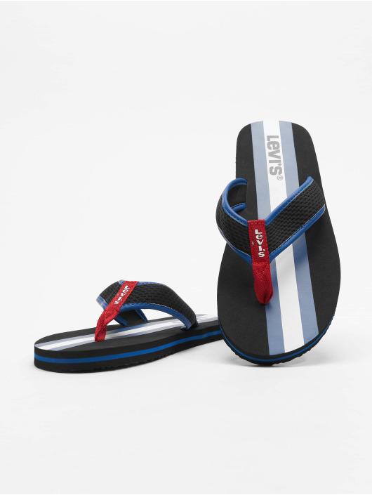 Levi's® Sandalen Dodge Sportswear schwarz
