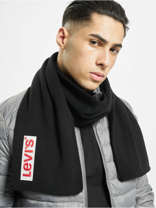 Levi's® Scarve / Shawl Logo Color Block black