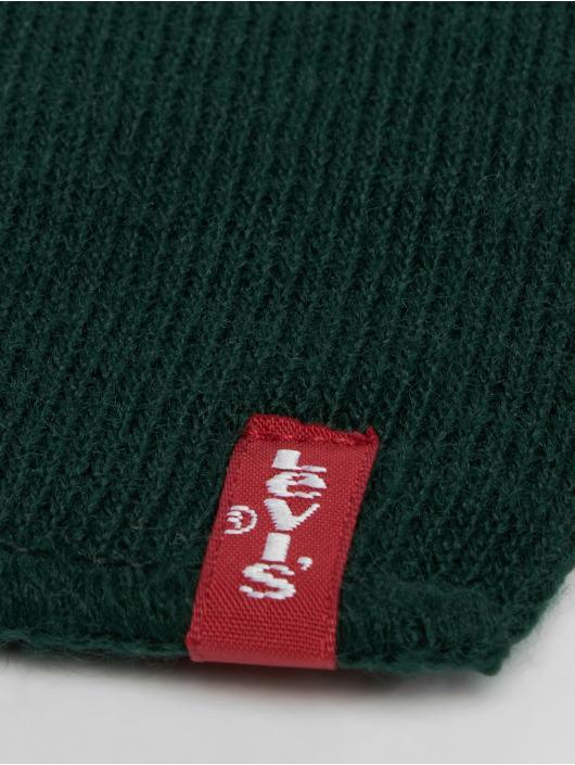 Levi's® Schal Unicolor grün