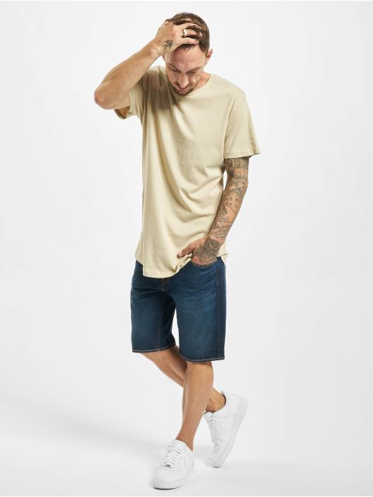 Levi's® Short 502™ Taper Hemmed bleu