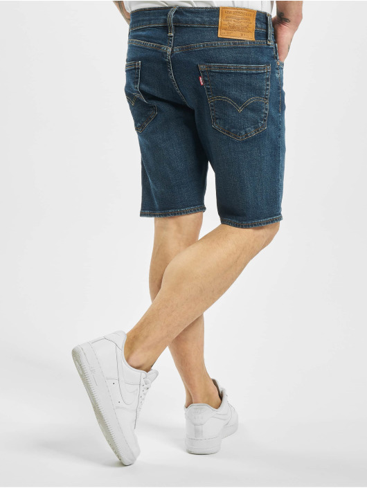 Levi's® Shorts 511 Slim Hemmed blau