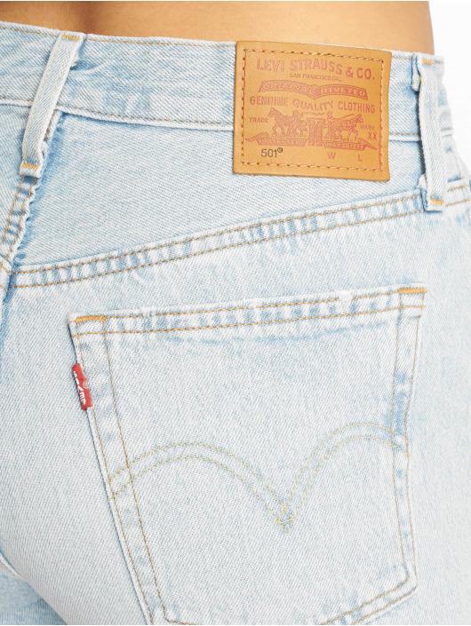 Levi's® Shorts 501 High Rise indigo
