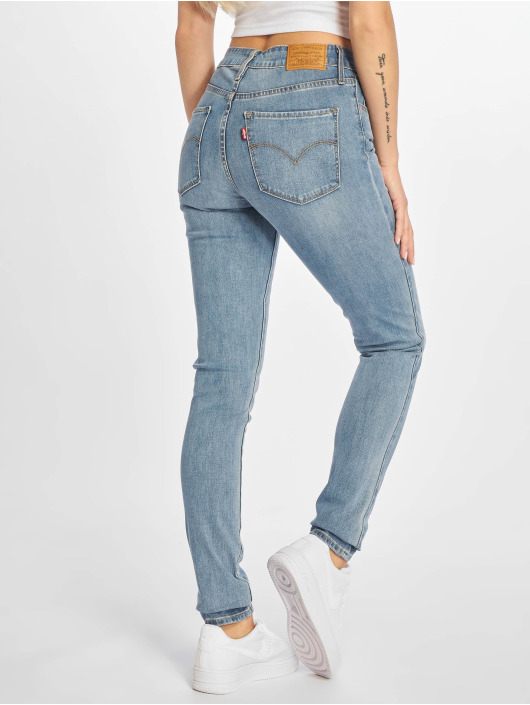 Levi's® Skinny Jeans 721 High Rise blå